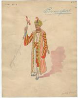 Mistick Krewe of Comus 1927 costume 10
