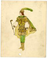 Mistick Krewe of Comus 1914 Costume 116