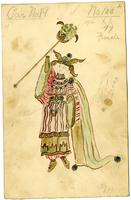 Mistick Krewe of Comus 1916 costume 100