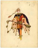 Mistick Krewe of Comus 1914 costume 17
