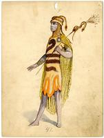 Krewe of Proteus 1907 costume 41