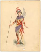 Krewe of Proteus 1892 costume 44
