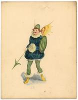 Krewe of Proteus 1892 costume 38