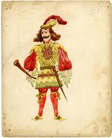 Mistick Krewe of Comus 1894 costume 69