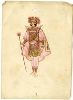 Mistick Krewe of Comus 1912 costume 112