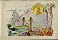 Blackfoot day and night myth