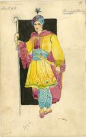 Mistick Krewe of Comus 1926 costume 04