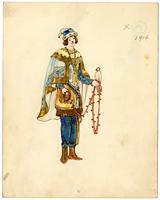 Mistick Krewe of Comus 1914 costume 81