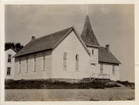 Church at Hermosa, S.D.