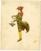 Mistick Krewe of Comus 1914 costume 75