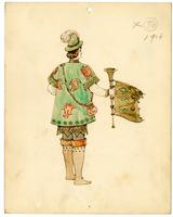 Mistick Krewe of Comus 1914 costume 76