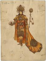Mistick Krewe of Comus 1909 costume 94