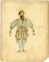 Mistick Krewe of Comus 1894 costume 30