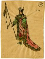Mistick Krewe of Comus 1910 costume 107