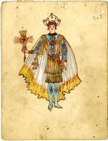 Mistick Krewe of Comus 1924 costume 03