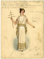 Krewe of Proteus 1905 costume 82