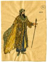 Mistick Krewe of Comus 1910 costume 41