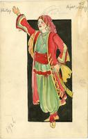 Mistick Krewe of Comus 1926 costume 45