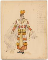 Knights of Momus 1905 costume 45
