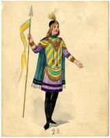 Krewe of Proteus 1909 costume 43