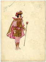 Mistick Krewe of Comus 1912 costume 118