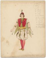 Knights of Momus 1905 costume 107