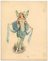 Krewe of Proteus 1892 costume 51