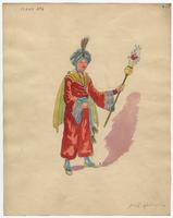 Mistick Krewe of Comus 1927 costume 28