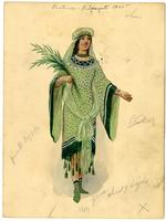 Krewe of Proteus 1905 costume 109