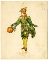 Mistick Krewe of Comus 1914 costume 74
