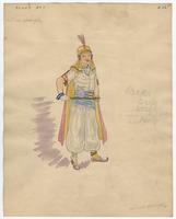 Mistick Krewe of Comus 1927 costume 36