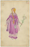 Mistick Krewe of Comus 1930 costume 22