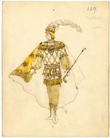 Mistick Krewe of Comus 1914 costume 119