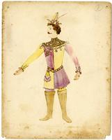 Mistick Krewe of Comus 1894 costume 03