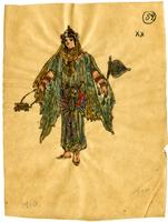 Mistick Krewe of Comus 1910 costume 59