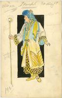 Mistick Krewe of Comus 1926 costume 64