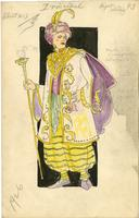Mistick Krewe of Comus 1926 costume 93