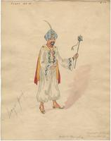 Mistick Krewe of Comus 1927 costume 110