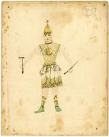 Mistick Krewe of Comus 1894 costume 95