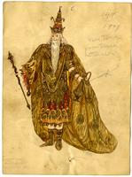 Mistick Krewe of Comus 1909 costume 47