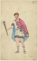 Mistick Krewe of Comus 1930 costume 87