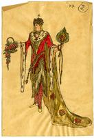 Mistick Krewe of Comus 1914 costume 02