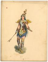 Krewe of Proteus 1892 costume 65