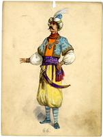 Krewe of Proteus 1907 costume 66