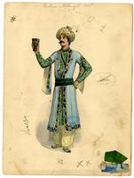 Krewe of Proteus 1905 costume 12