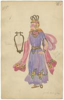 Mistick Krewe of Comus 1930 costume 89