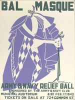 Ball Masque Army Navy Relief Ball