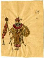 Mistick Krewe of Comus 1910 costume 54