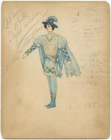Knights of Momus 1905 costume 121-127