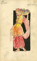 Mistick Krewe of Comus 1926 costume 13
